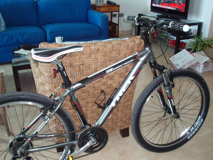 Two 2 Trek Mountain Bikes For Sale Purchased Brand New