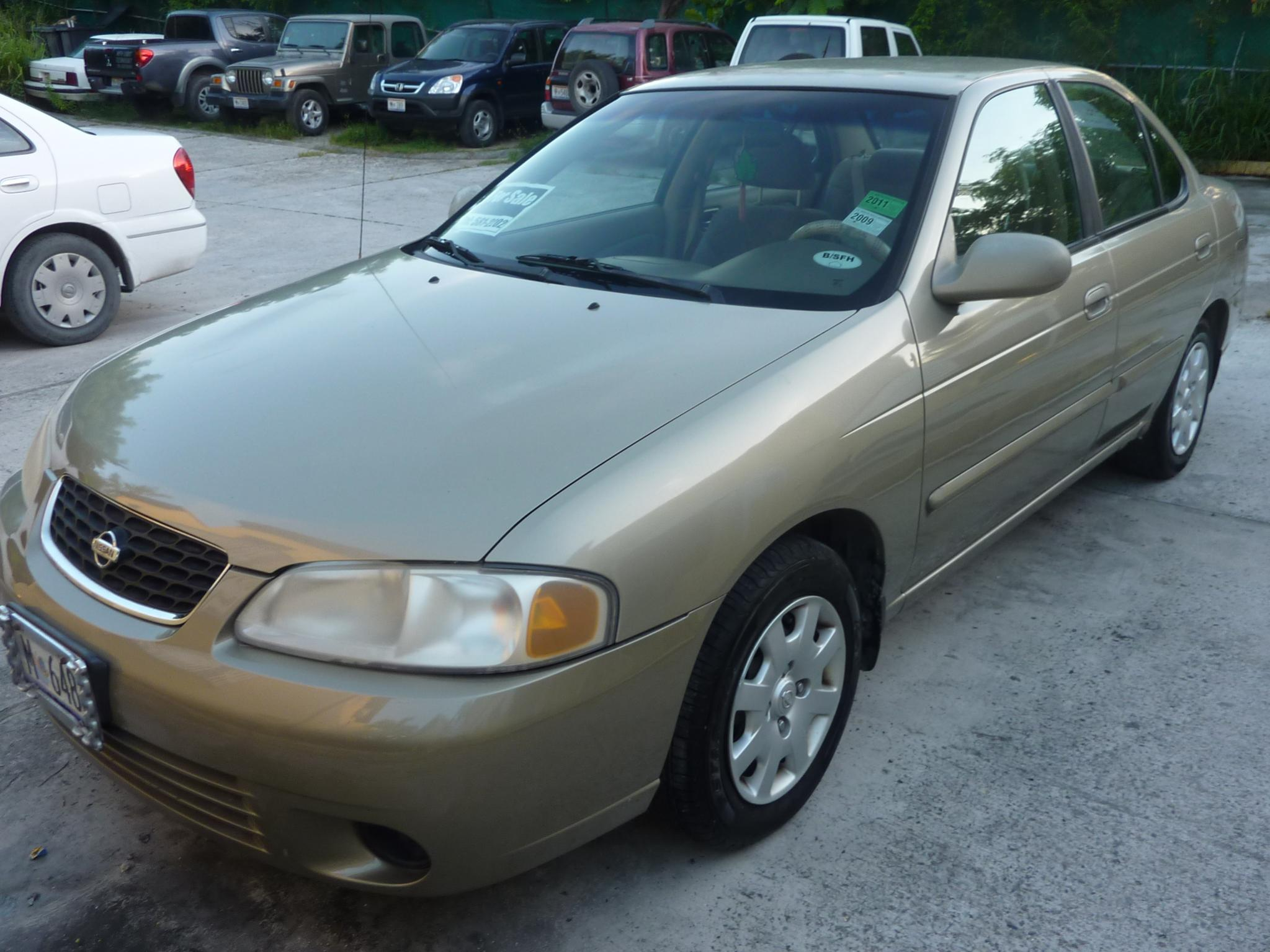 Nissan Sentra 2001 For Sale Very Good Condition