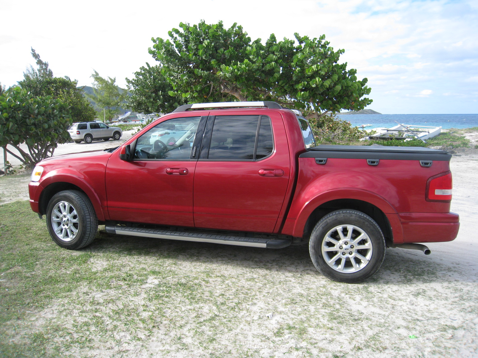 truck for sale! 2007 ford explorer sport trac