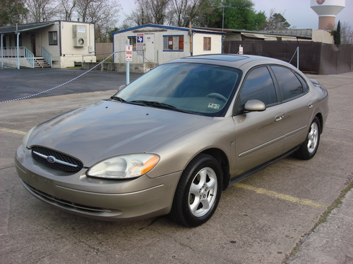 2003 Ford Taurus For Sale    Must Sell