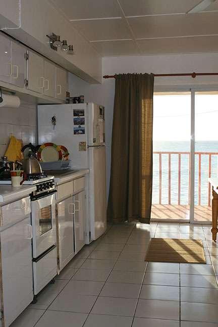 thread one bedroom apartment in private house available beach front