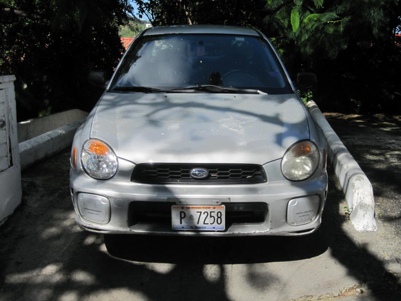 2003 subaru impreza most reliable car around. Black Bedroom Furniture Sets. Home Design Ideas