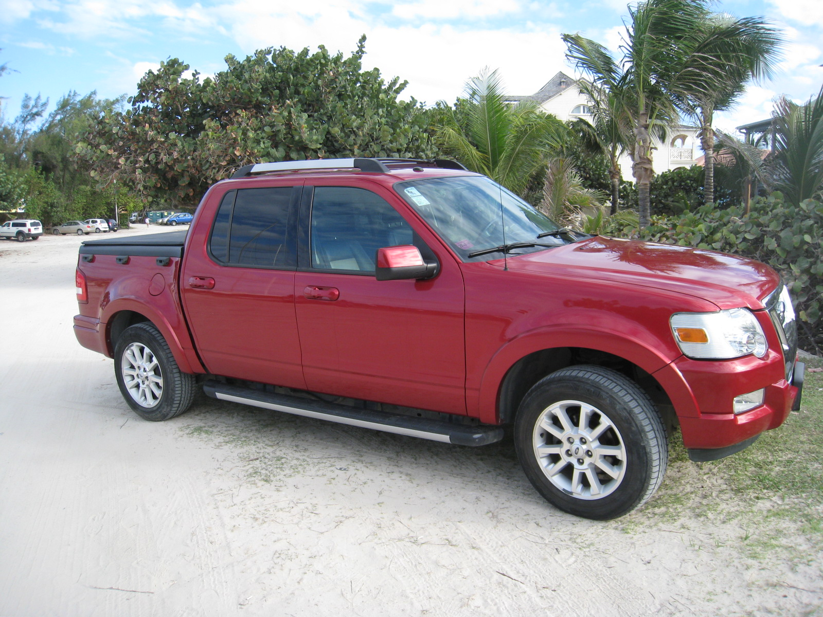 truck for sale 2007 ford explorer sport trac