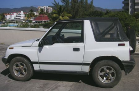 '94 Geo Tracker FOR SALE $2500
