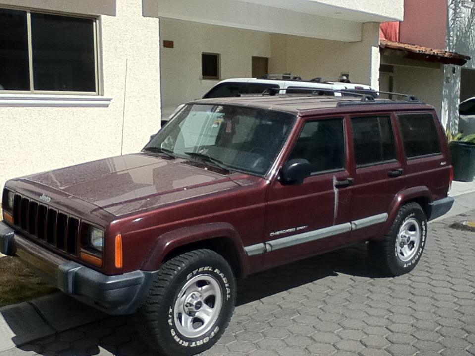 2001 Jeep Cherokee Sport | UAG Medical School Clifieds