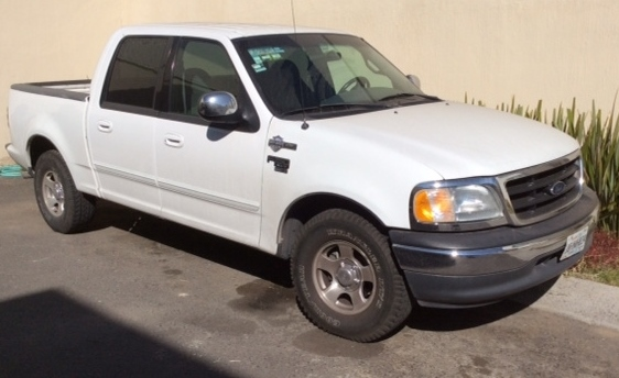 Beautiful 4-door Ford F150 truck for sale!   UAG Medical ...