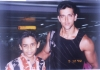 My son with Hrithik Roshan