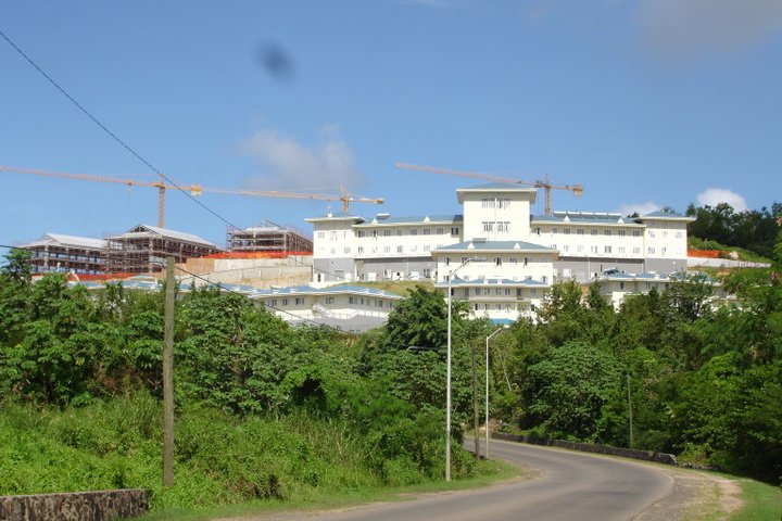 Campus and New Hospital Construction