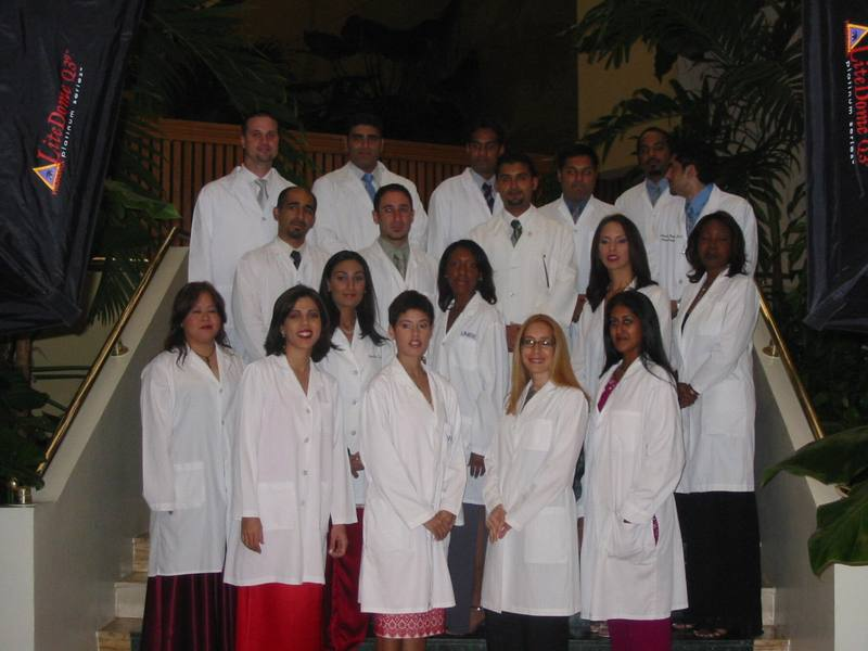 2003 Graduated Class Iberoamerican University School of Medicine, Dominican Republic