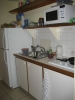 Kitchenette in a double room, SD2 (across there is a bathroom)
