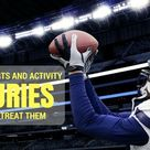 Common sports and activity injuries and how to treat them