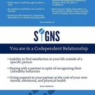 This describes the complex interplay of enablers in relationships that are? #codependency