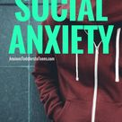 Social anxiety can make kids want to avoid any and all social interactions.