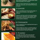 Supercharge Your Health With Seven Medicinal Herbs and Spices