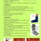 Ankle Fracture - Causes, Symptoms, Treatment & Prevention