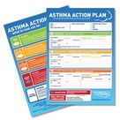 Asthma action plan printable