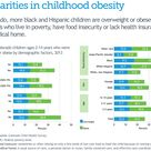 Disparities in childhood obesity rates in Colorado, 2013