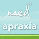 Apraxia app provides choices of different phonemes to target and moves