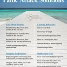 Quick Solutions for Panic Attacks