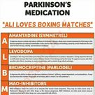 Parkinson's Medication