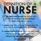 Definition of a nurse - an empowered individual