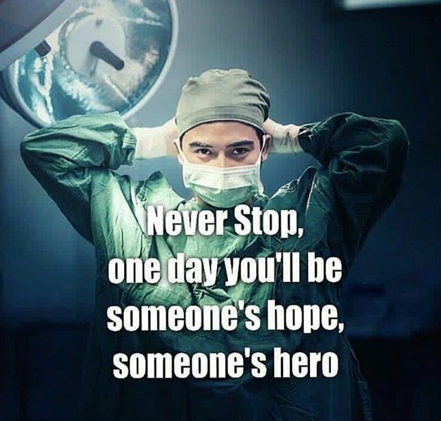 Yeah one day I'll be a hero?