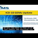 ICD-9-CM Coordination and Maintenance Committee Meeting (Morning Session) Part 1