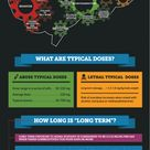 Long term effects of ecstasy on the brain (INFOGRAPHIC)