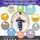 Neat infographic on Keeping Baby Safe while Sleeping