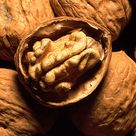 Walnuts contain omega-3 essential fatty acids, which can improve skin's elasticity. The nuts are als