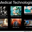 Medical Technologist/Lab Rat! What people think I do and what I actually do.