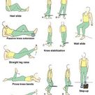 Medial collateral ligament sprain exercises