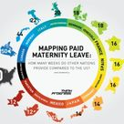 There are exactly three countries on Earth that do not provide guarantees for paid maternity leave.