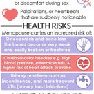 Top tips on how you can master the menopause! With facts, common symptoms, and natural remedies to a