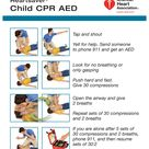 Heartsaver AED, Adult, Child & Infant