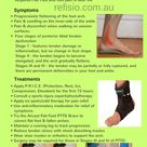 Posterior tibial tendon dysfunction
