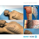 SIMTICS lets you learn clinical procedures and sonography scans and all the associated anatomy in 3d