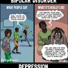 Social anxiety disorder / OCD / Bipolar Disorder / Depression / ADD.