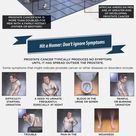 Striking Out Prostate Cancer  Infographic