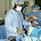 Surgical technologists work in hospitals, outpatient care centers, and other locations
