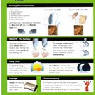 Helpful inforgraphic on taking care of your hearing aids