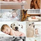 Babies and Dogs- Cuteness