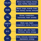 Ritual Vitamins Ingredient Nutrition Chart Explained