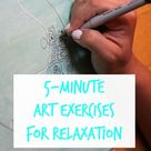 5 Minute Art Exercises
