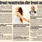 #Breast #Cancer #Reconstruction Surgery- Breast cancer Reconstruction procedures provides correction