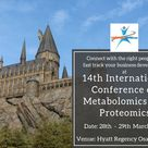 14th International Conference on Metabolomics and Proteomics