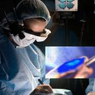 Special Glasses Help Surgeons 'See' Cancer.