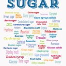 The 56 name of sugar