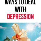 If you struggle with mental health issues or a mental illness like depression, you need to seek help