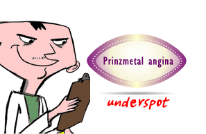 Prinzmetal angina a medical condition related to people with abnormal arterial endothelium where art